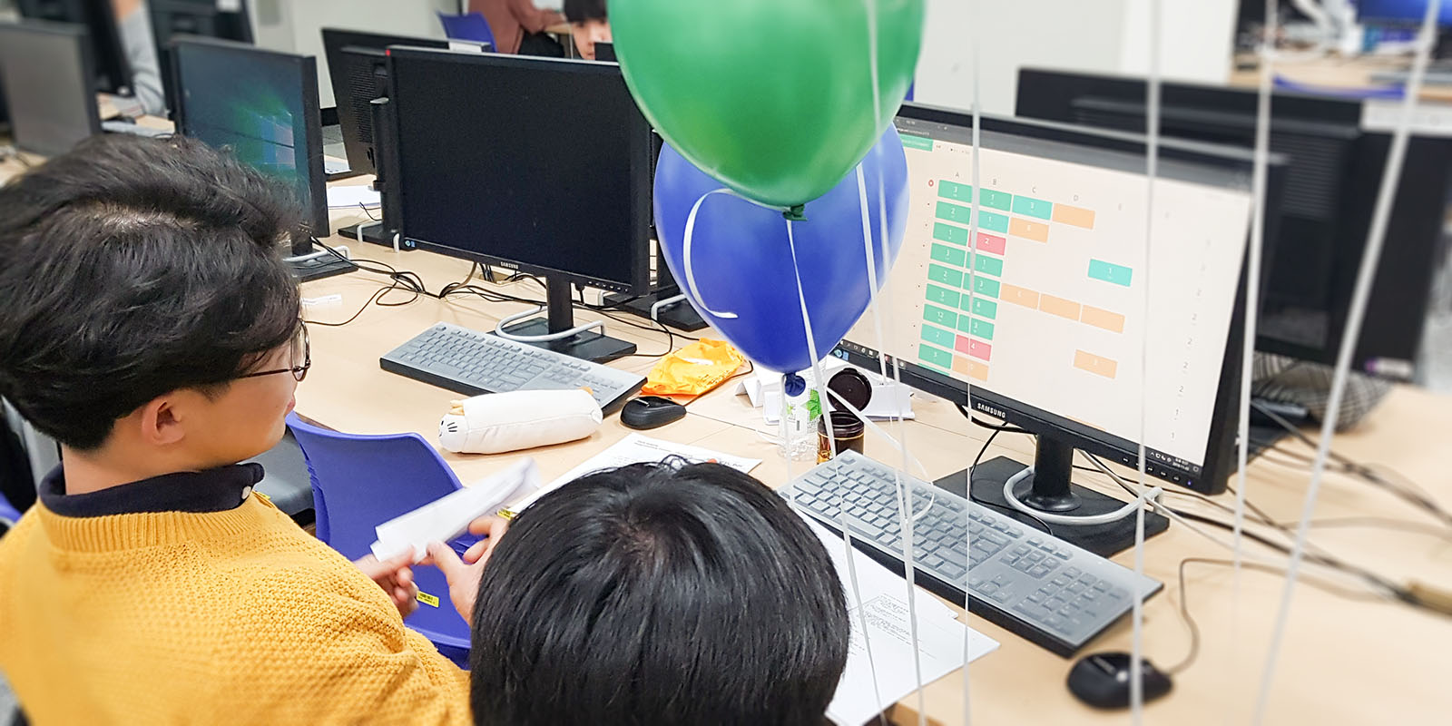 2018 Sogang Programming Contest